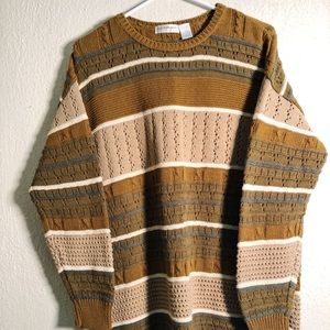 Chunky Liz Claiborne Sweater